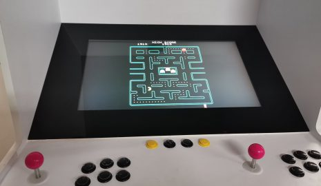 Custom made Classic Arcade Console