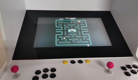 Custom made Classic Arcade Console