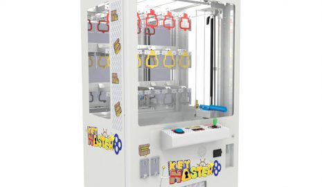 Key Master Prize Machine for Rent in Malaysia