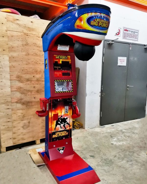 Ultimate Punch Boxing Machine