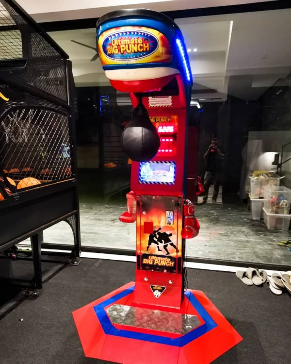 Ultimate Punch Boxing Machine 01