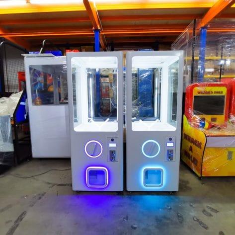 Electronic Gashapon Machine