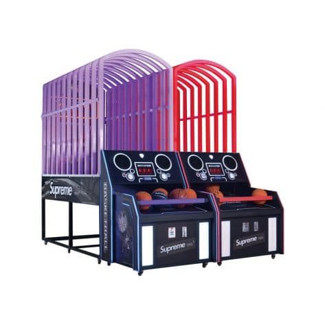 Basketball Machine Slam Dunk King 2 x Supreme Vogue