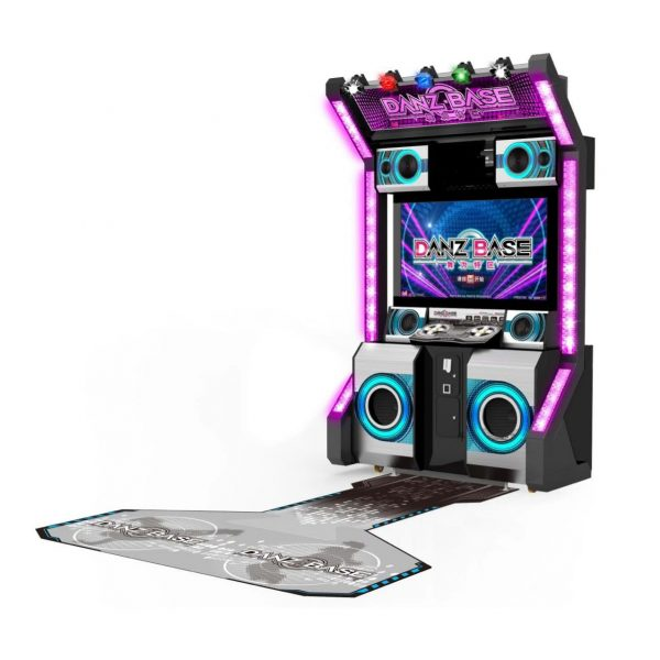 Danz Base Arcade Dance Machine 2P