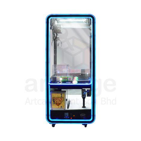 Transparent Claw Machine Custom Made