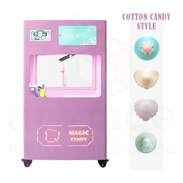 Magic Cotton Candy Machine